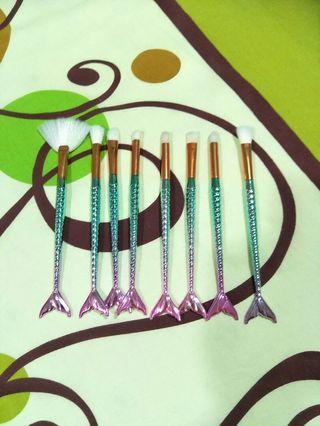 🆓📦Mermaid brushes