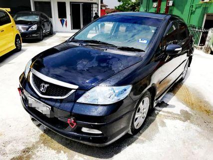 HONDA CITY 1.5(A) VTEC 2008_TIPTOP_BLACKLIST CAN LOAN