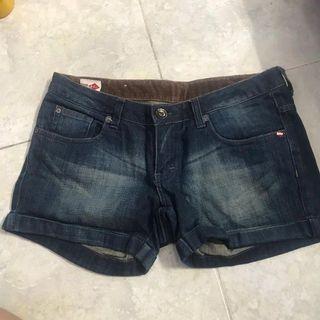Hotpants lee cooper