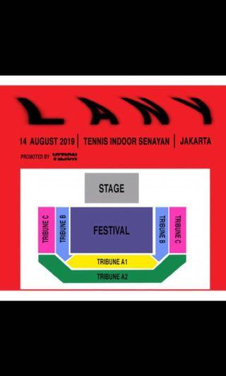 Lany Live in Jakarta 14 Agustus 2019