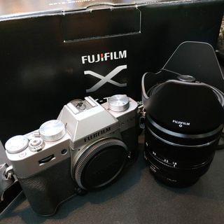 Fujifilm xt10 18-55mm f2.8-4ois