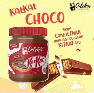 Cokelat colekin