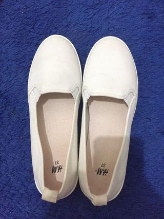 sepatu flatshoes h&m