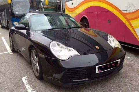 PORSCHE 996 C4S 2002