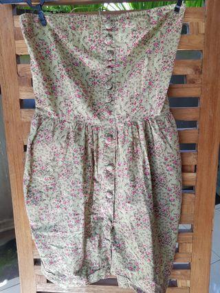 #ShopbackCarousell Mini Tube Dress