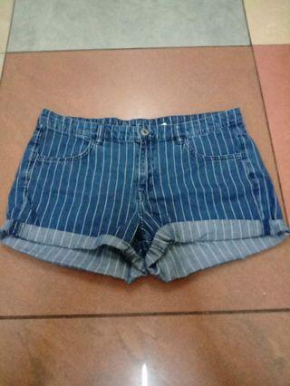 H&M Denim Regular Shorts