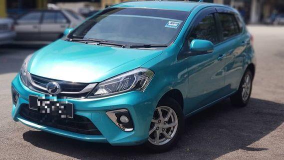 Perodua Myvi 1.3 new