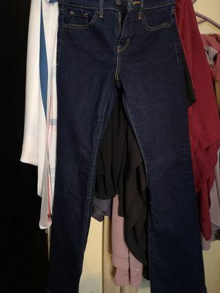 Authentic Levis Bootcut Jeans
