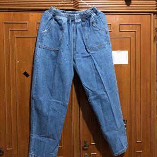 Celana Jeans Longgar
