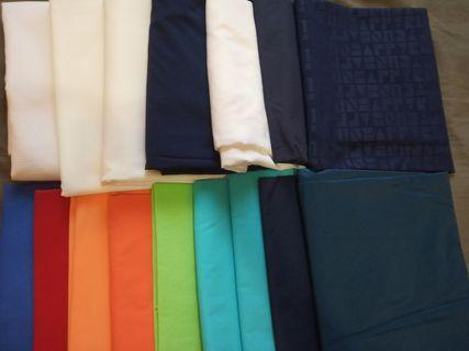 布料出清 每款約2碼左右 防水布 隨便賣60元一款
