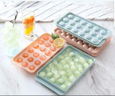 冰球冰塊模具果實冰創意家用冰格盒子制冰盒