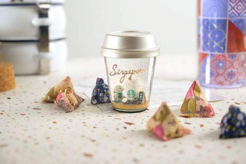 Starbucks® Globe 🇸🇬 Singapore Globe 🇸🇬 Cheers To Singapore