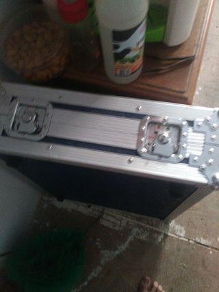Hardcase mixer