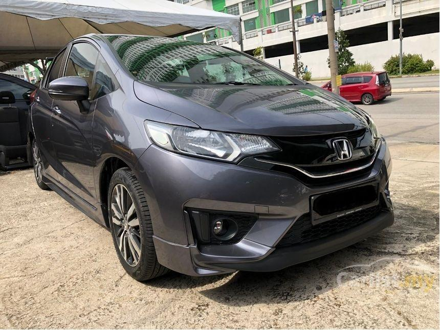 2015 Honda Jazz 1.5 V (A) One Owner Full Honda Service Modulo Bodykit