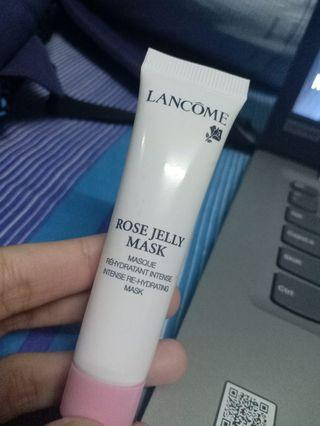 lancome rose jelly mask