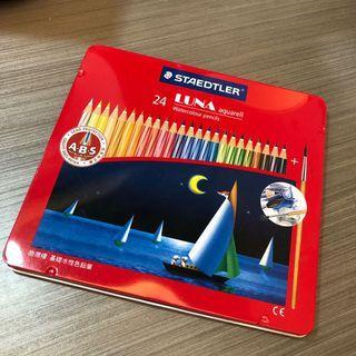 Staedtler 施德樓-基礎水性色鉛筆