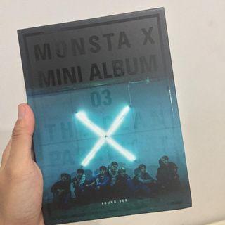 MONSTA X THE CLAN PT.1 LOST