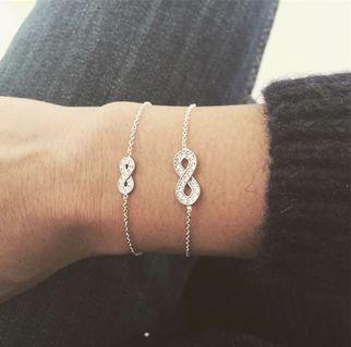 Italian Infinity #style Bracelet