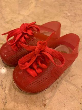 Melissa size 5 baby shoes