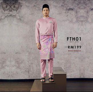 Baju Melayu Fattah Amin