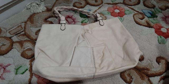 Soft Pink Shopper Bag