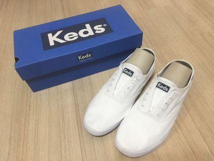 (含運)全新|keds 小白鞋