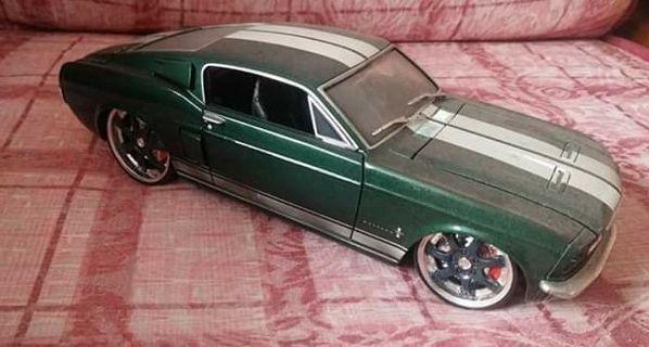 ERTL Fast & Furious Tokyo Drift Ford Mustang 1:18