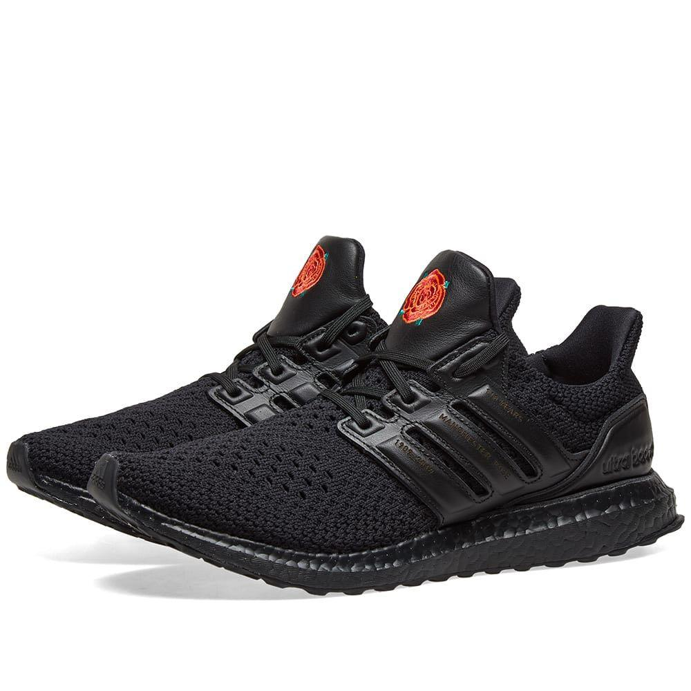 Adidas X Manchester United Ultraboost Men S Fashion Footwear Sneakers On Carousell