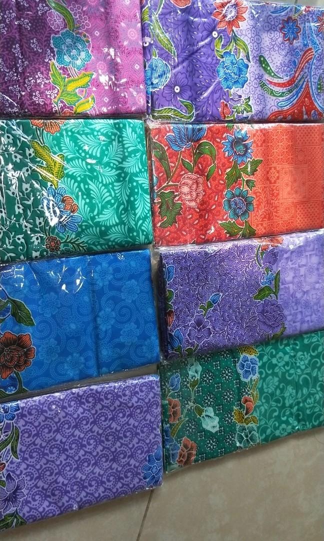 Batik Fabric Batik Halus Kain Batik Kain Sarung