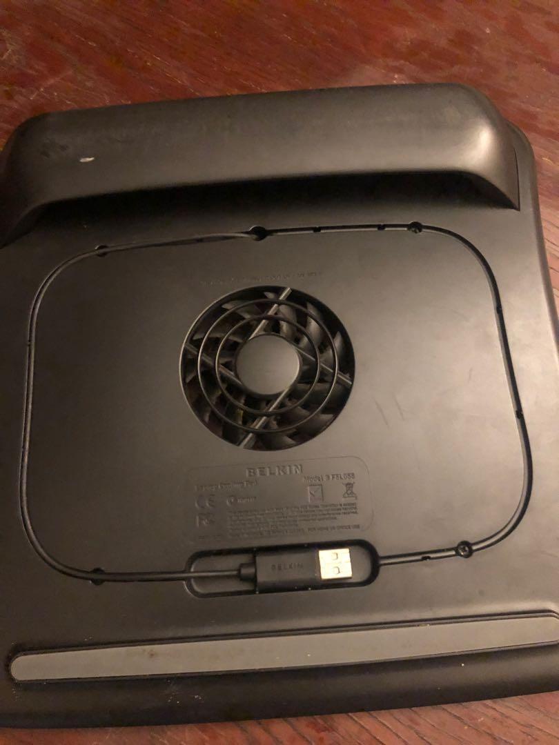 Belkin Laptop Fan. Condition 9/10