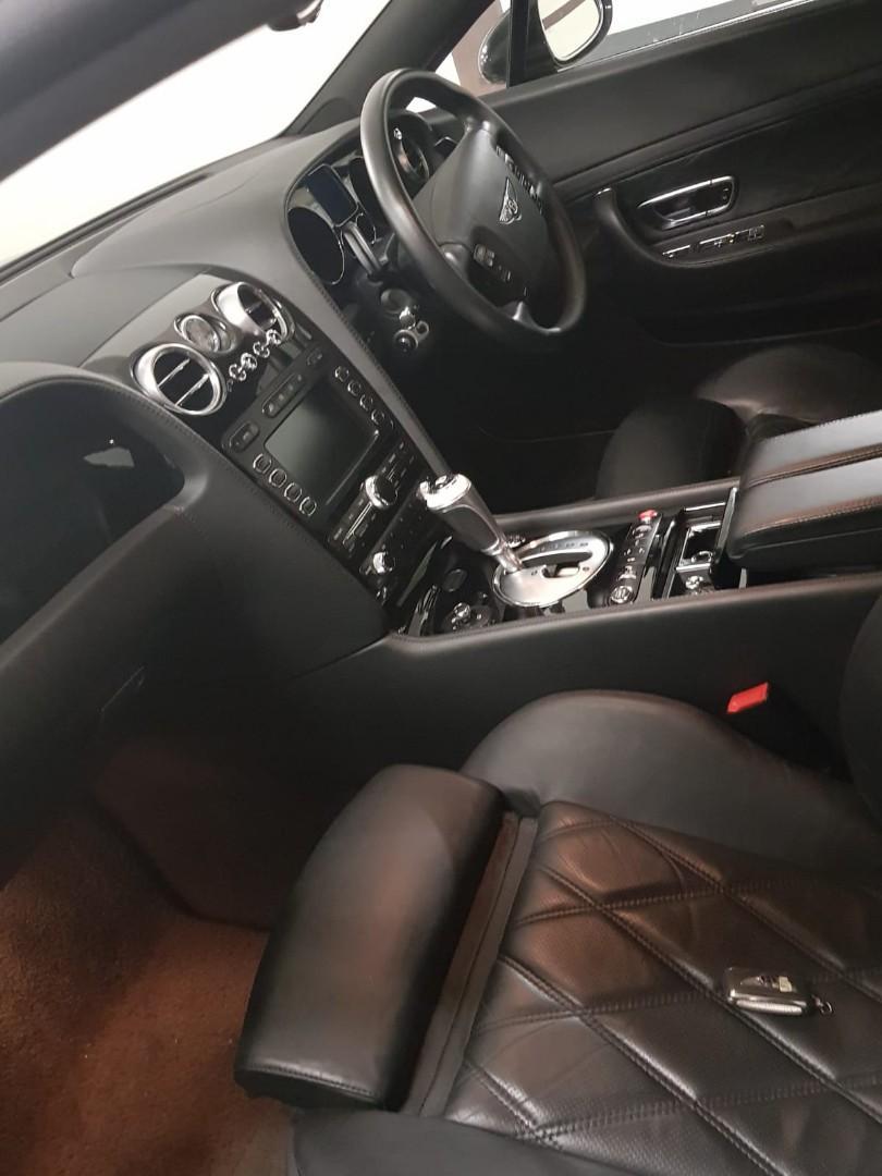 BENTLEY CONTINENTAL GT W12 2006