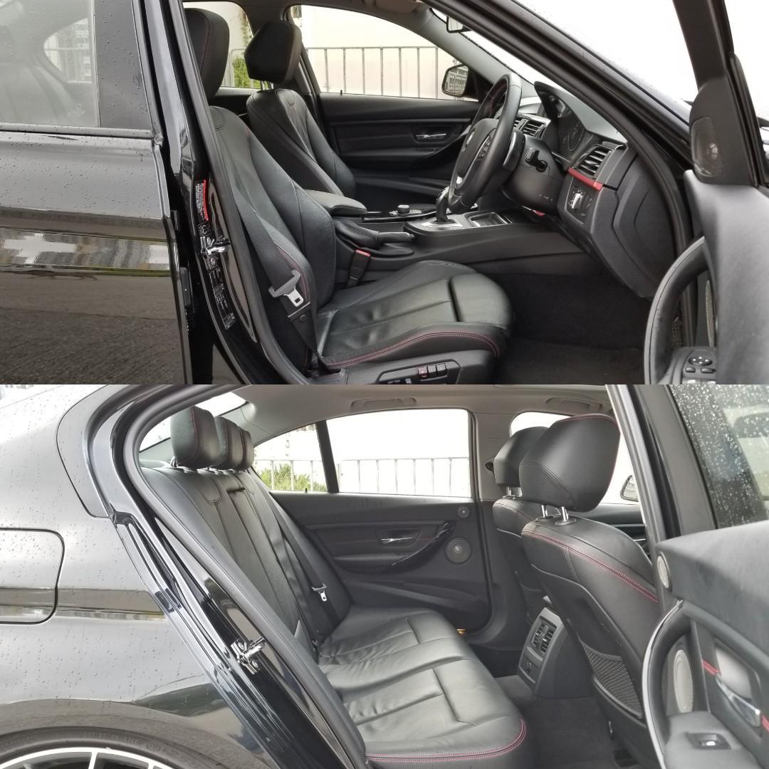 BMW 335I 2012