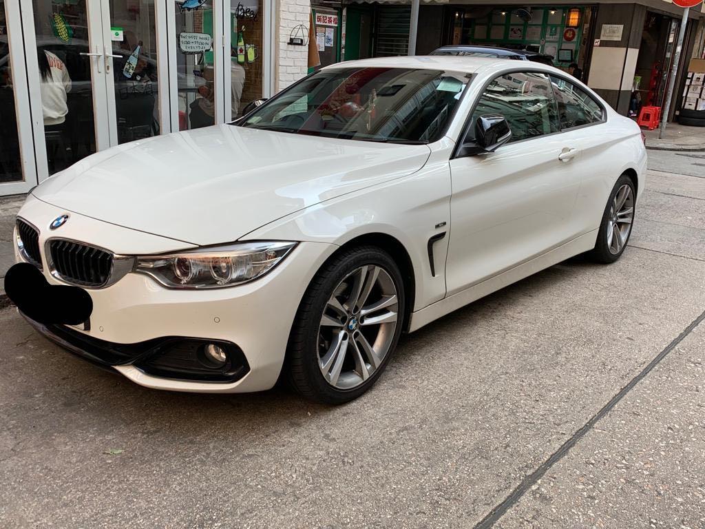 BMW 420IA COUPE SPORT 2014