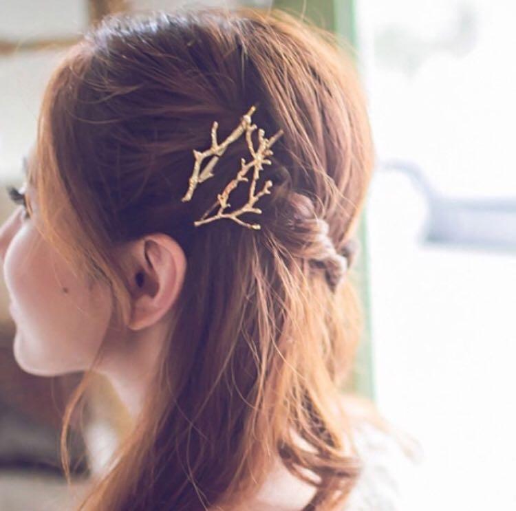 aksesoris jepitan rambut