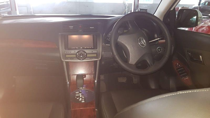 [GoJek / Grab / Car Rental] Toyota Allion $350 Weekly