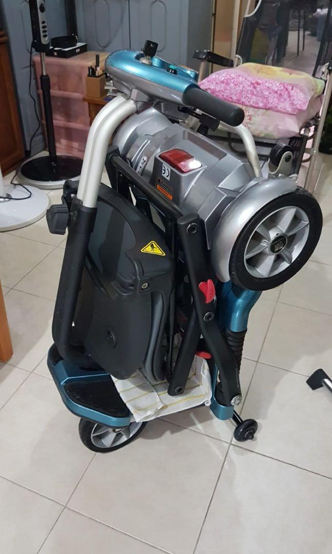 Heartway mobility scooter S19V