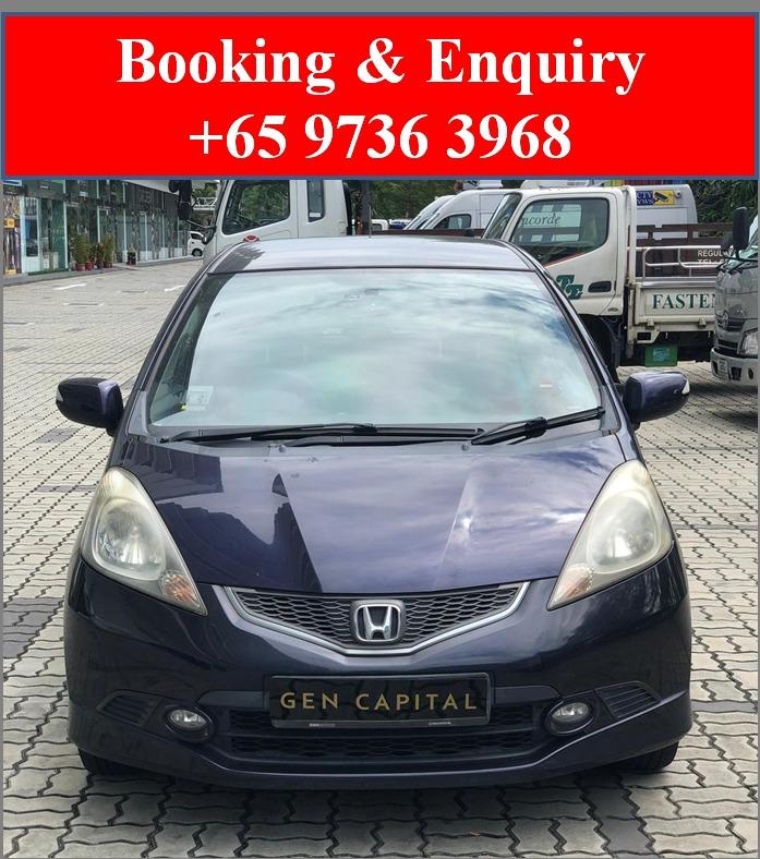 Honda Jazz 1.5A *Lowest rental rates, good condition!