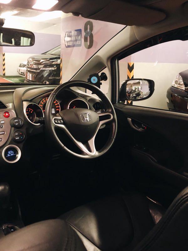 [租車] HONDA Jazz 本田 休閒揭背車 租車 自駕 日租 週租 短租 正式租車保險