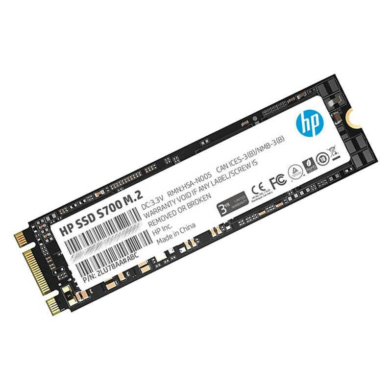 HP SSD S700 250GB/500GB M 2, Electronics, Computer Parts