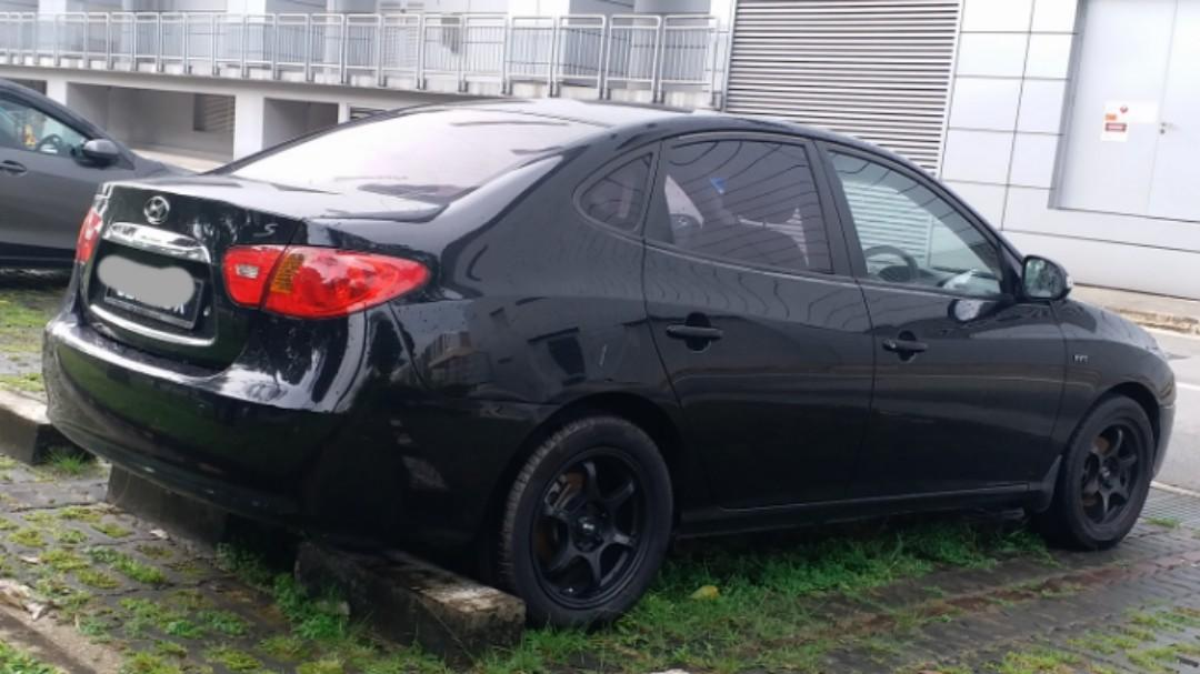 Hyundai Avante 1.6A, cheap $43