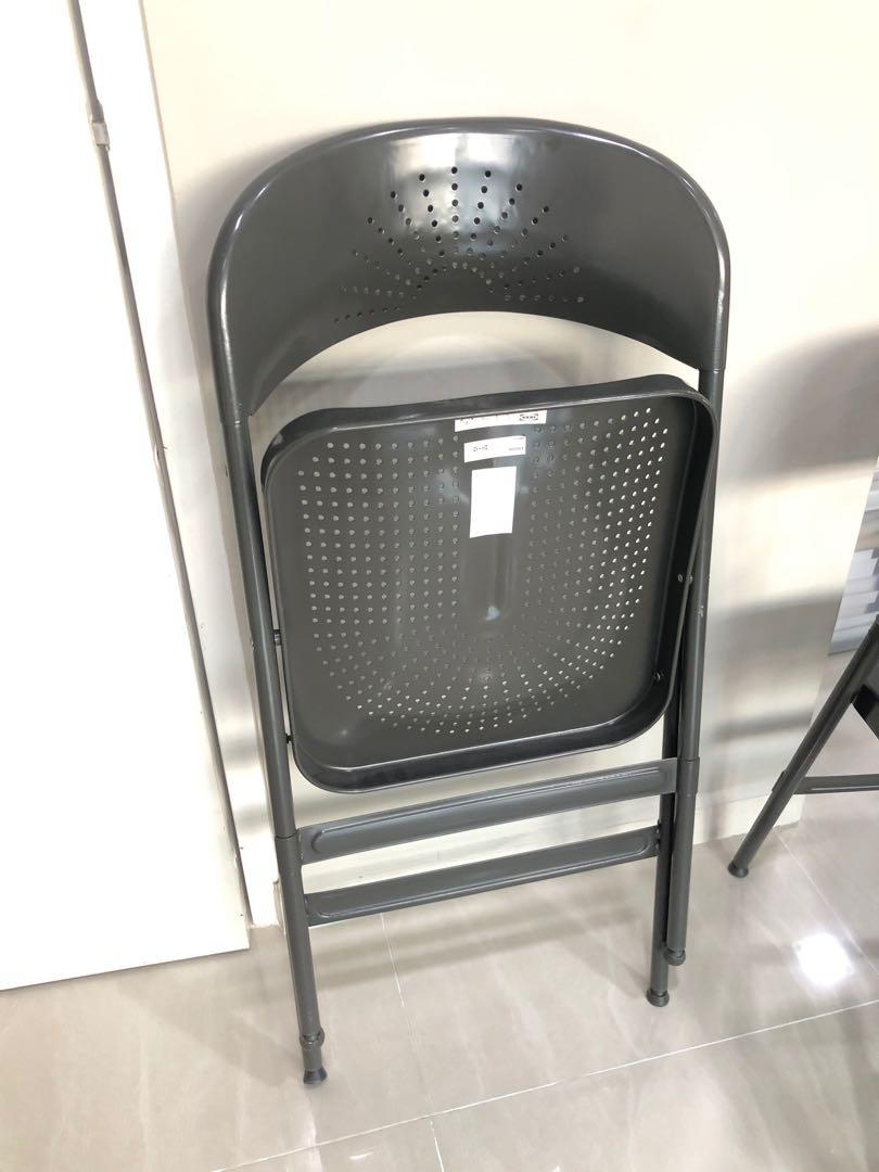 Admirable Ikea Frode Foldable Chair Space On Carousell Lamtechconsult Wood Chair Design Ideas Lamtechconsultcom