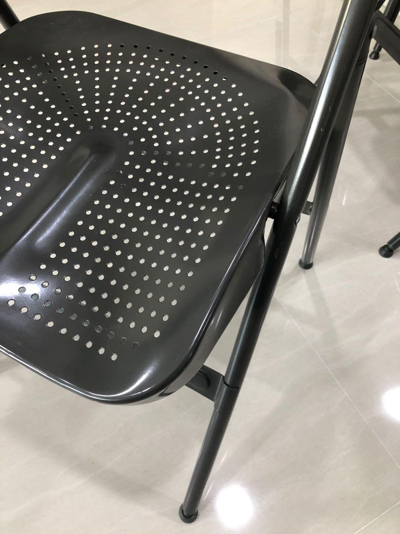 Awesome Ikea Frode Foldable Chair Space On Carousell Lamtechconsult Wood Chair Design Ideas Lamtechconsultcom