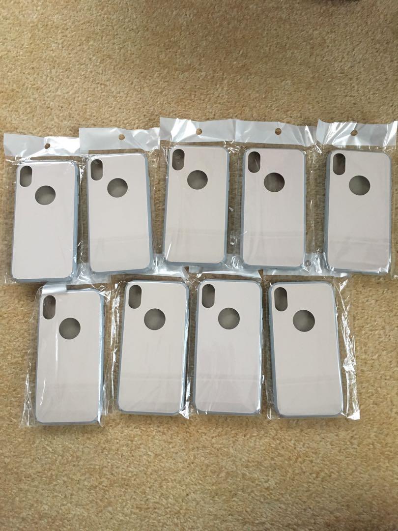 iPhone X cases BRAND NEW