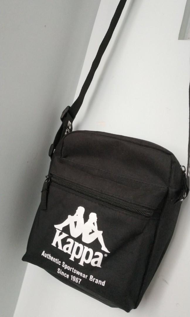 Kappa 斜孭袋仔 (黑色)