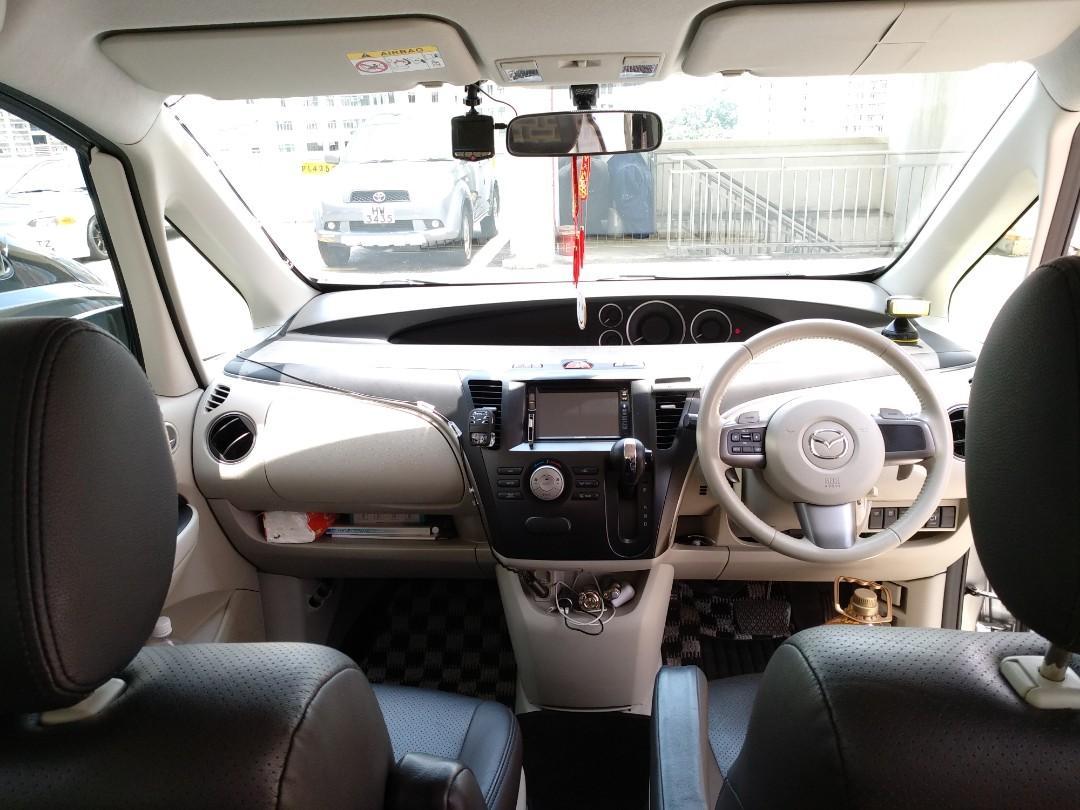 MAZDA Biante 7座位商務車
