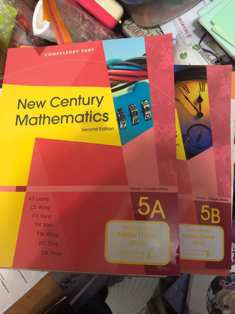 New Century Mathematics 5ab