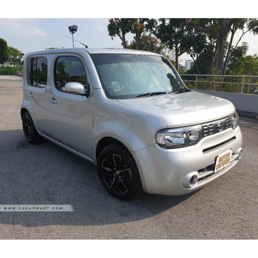 Nissan Cube Rental - One & Only One In The Market!!!