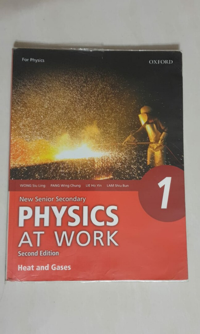 NSS Physics At Work Book 1 On Carousell