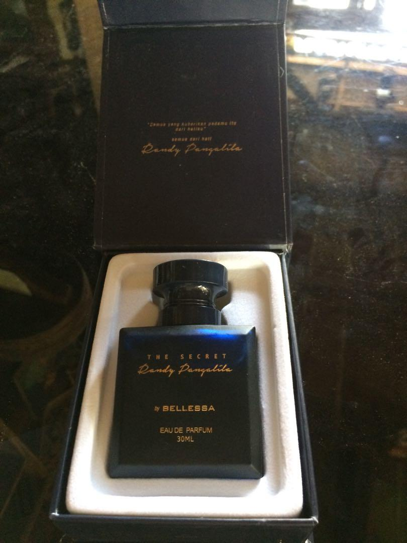 Parfum The Secret Randy Pangalila