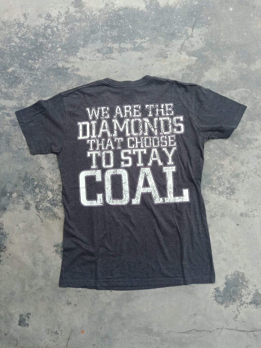 PARKWAY DRIVE DIAMONDS GREY TSHIRT